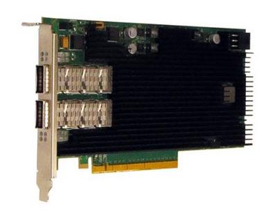 Silicom內容感知導流伺服器卡<br/>PE3100G2DQIR 2