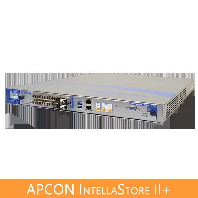 APCON IntellaStore 2 plus 進階封包處理流量複製器 1
