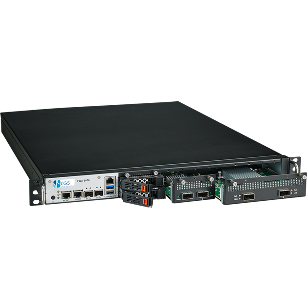 CGS AFS模組式DPI網路流量複製器|流量分流器 2