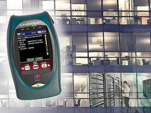 LanExpert 1Gb 網路分析儀 2