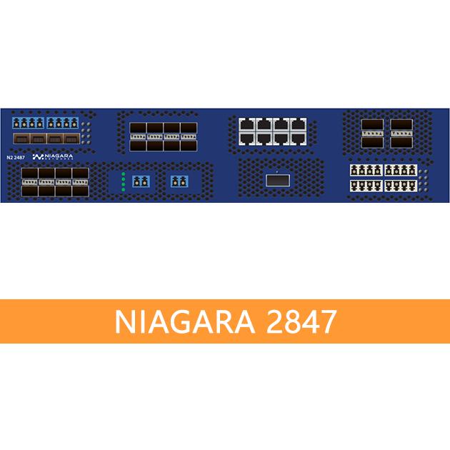 Niagara 2845/2847 進階型模組式網路流量複製器|分流器 2