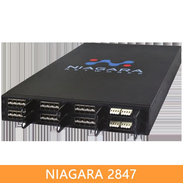 Niagara 2845/2847 進階型模組式網路流量複製器|分流器 1
