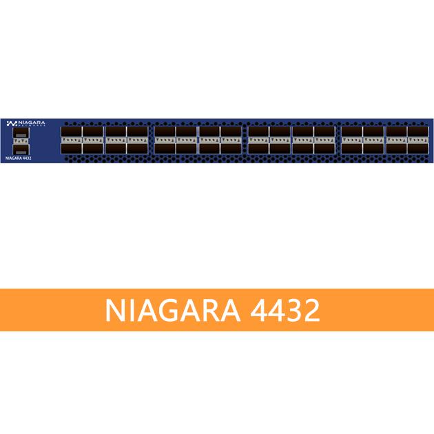 Niagara 4432 10/40/100G 網路流量複製器 1