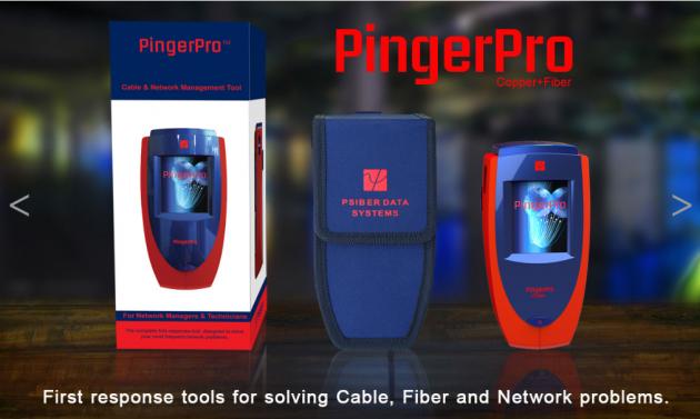 PingerPro 1Gb網路與纜線綜合測試器 2