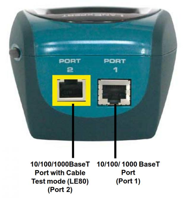 LanExpert 1Gb 網路分析儀 3