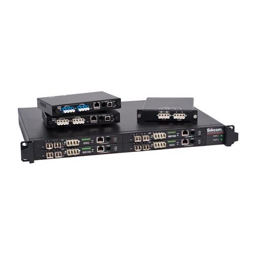 Silicom 1G 銅纜 旁路交換器Bypass Switch/TAP 2