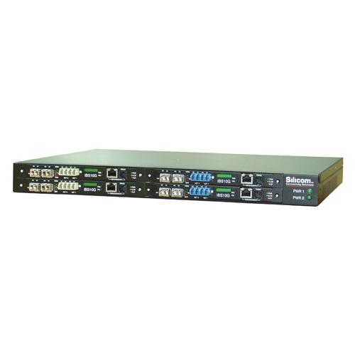 Silicom 1G 光纖 旁路交換器Bypass Switch/TAP 1