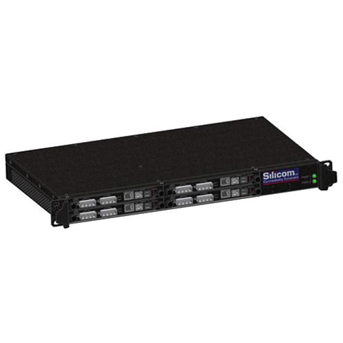 Silicom 10G/1G 管理型BSE光纖旁路交換機 1