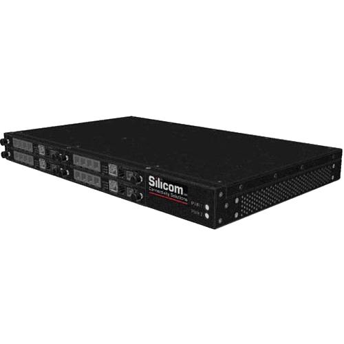 Silicom 1G 管理型BSTE銅纜旁路交換器 1